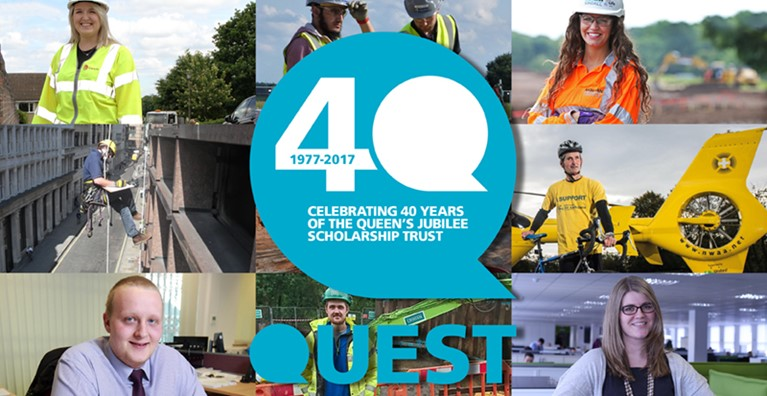 QUEST unveils new technician scholarship for Civil Engineers