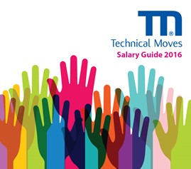 TMS Salary Guide Logo