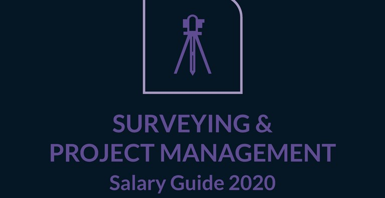 2020 Surveying & Project Management Salary Guide