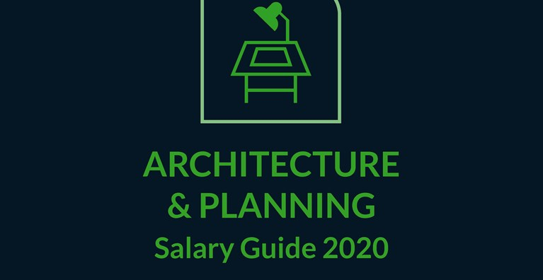2020 Architecture & Planning Salary Guides