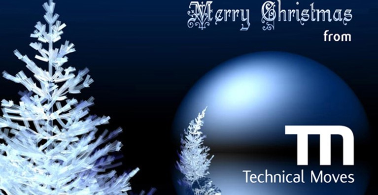 Merry Christmas from Technical Moves