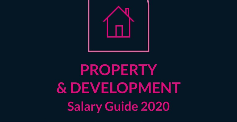 2020 Property & Development Salary Guide